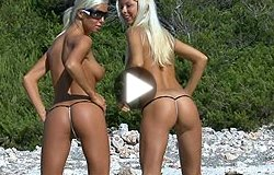 free bikini pleasure videos  7